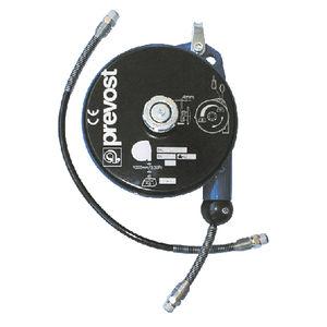 bilanciatore per utensile a molle / ad azionamento pneumatico / con cavo in acciaio