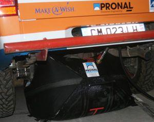 cuscino di sollevamento per carichi pesanti