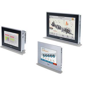 terminale HMI con touch screen