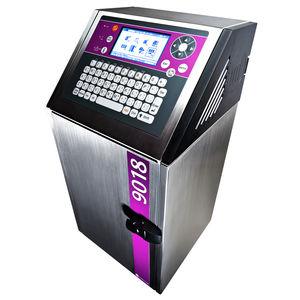 macchina di marcatura a getto di inchiostro continuo
