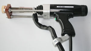 pistola di saldatura dei perni