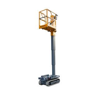piattaforma a sfilo verticale su ruota