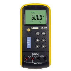 calibratore di temperatura