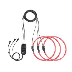 sensore di corrente ad anello chiuso / a pinza / trifase