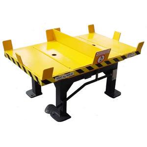 tavola girevole manuale / orizzontale / inclinabile / ad alta capacità
