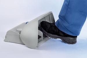 interruttori a pedale di comando / elettrico / 2 pedali / con protezione