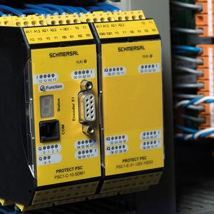 PLC compatto / con I/O integrati / su rete Ethernet / modulare