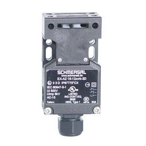 interruttore multipolare / con attuatore separato / a doppio isolamento / in termoplastica