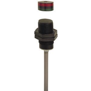 sensore di prossimità magnetico / cilindrico M18 / IP67 / analogico
