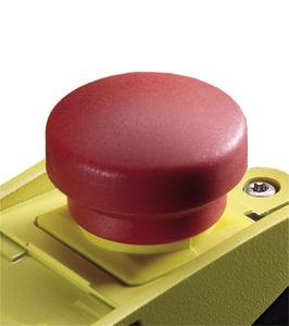 pulsante a fungo / di arresto di emergenza / in plastica / IP65