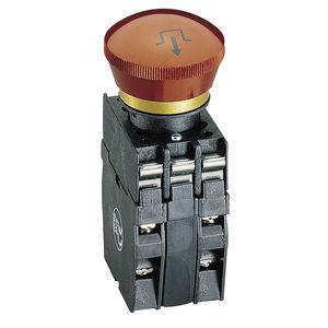 pulsante a fungo / di arresto di emergenza / IP65