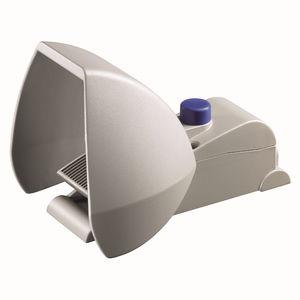 interruttori a pedale di comando / elettrico / 1 pedale / con protezione