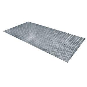rivestimento di pavimenti in lamiera d'acciaio / in acciaio galvanizzato / in alluminio / in acciaio inossidabile