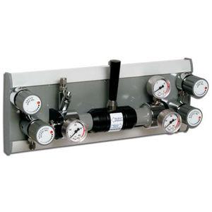 pannello di controllo per calibratura di pressione