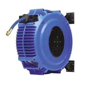 avvolgitore per tubo / a richiamo automatico / con montaggio a parete / per acqua