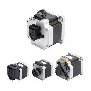 motore DC / passo-passo a 2 fasi / 24 V / multipolare