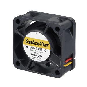 ventilatore assiale / per dispositivi elettronici / di raffreddamento / ad alte prestazioni