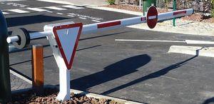 barriera per parcheggi