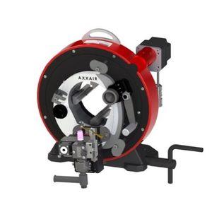 macchina di saldatura orbitale TIG / AC / semiautomatica / di precisione