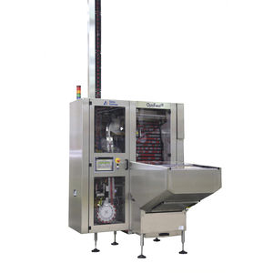 alimentatore verticale / automatico / per tappi / per incapsulatrice