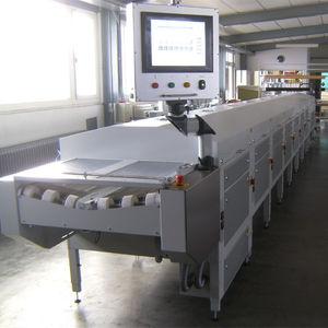 essiccatore ad ultravioletti / continuo / di rivestimento / evaporatore