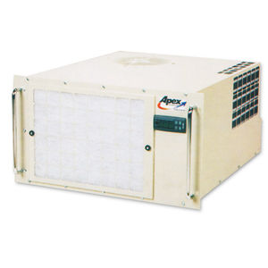climatizzatore per armadio elettrico per rack / industriale / a condensazione ad aria