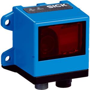 sensore di distanza ottico / ad alta precisione / compatto / a basso ingombro