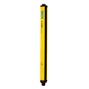 barriera fotoelettrica standard / di sicurezza di tipo 4 / multifascio / a barriera