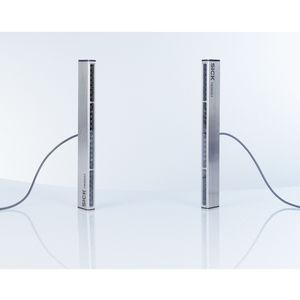 barriera fotoelettrica compatta / di sicurezza di tipo 4 / multifascio / a barriera