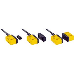 interruttore senza contatto / compatto / di sicurezza / resistente alle vibrazioni