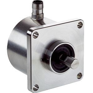 encoder rotativo in acciaio inossidabile / incrementale / ad albero pieno / ad albero cavo