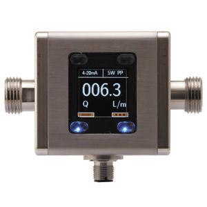misuratore di portata elettromagnetico / per liquidi / ultracompatto / con tubo di metallo