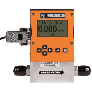 misuratore di portata massico / termico / per gas / digitale