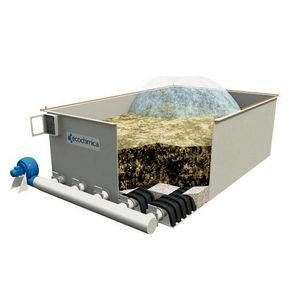 biofiltro ad aria / a membrana / antiparticolato