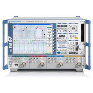 analizzatore di rete vettoriale / armonico / di rumore / di intermodulazione