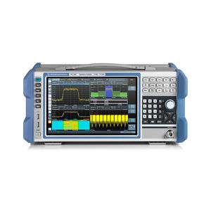analizzatore di potenza / di spettro / digitale / con touch screen