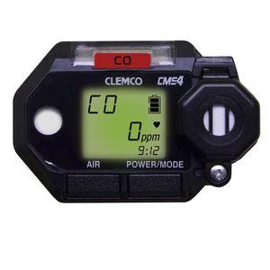 rivelatore di monossido di carbonio / di gas / con allarme sonoro / digitale