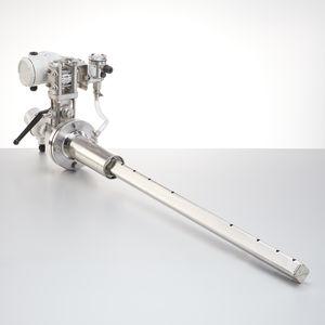 misuratore di portata per gas di combustione