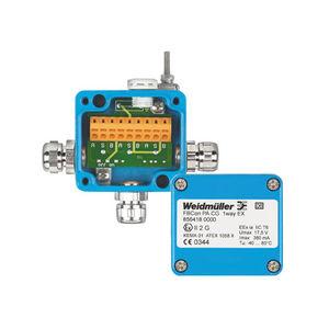 scatola di derivazione sporgente / a sicurezza intrinseca / IP66 / in alluminio