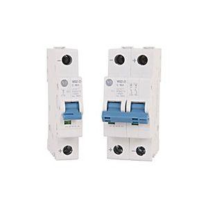 interruttore automatico magnetotermici / contro i cortocircuiti / unipolare / per sovraintensità