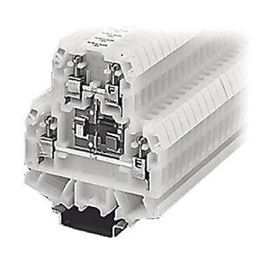 morsetto componibile su guida DIN / con connessione a vite / a fusibile / con limitatore di sovratensione integrato