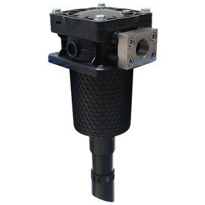 carter per filtro a cartuccia / per liquido / in materia plastica / resistente alla corrosione