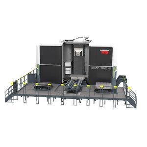 centro di alesatura e fresatura CNC