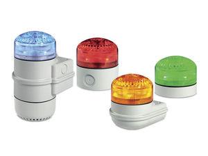 diffusore di allarme sonoro IP65 / con luce a LED / con luci di segnalazione