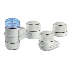 diffusore di allarme sonoro ultrarobusto / IP65 / sin luce / con luci di segnalazione