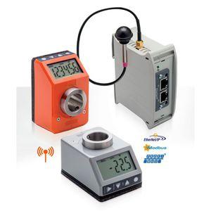 indicatore di trasmissione dati tramite radiofrequenza
