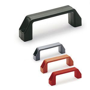impugnatura staffa / per apparecchio / per porta / in poliammide