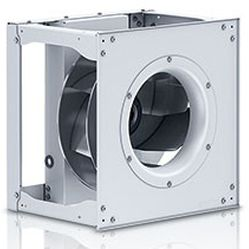 ventilatore da terra / centrifugo / di circolazione di aria / a bassa vibrazione