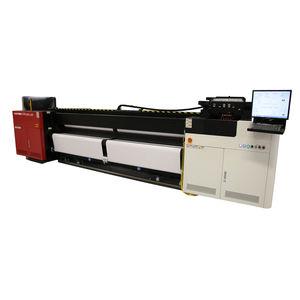 macchina da stampa a getto di inchiostro UV / digitale / a 4 colori / a 6 colori