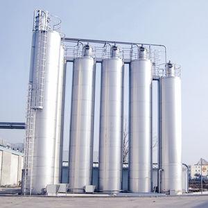 silo in acciaio inox